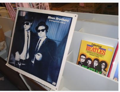 BLUES BROS POSTER